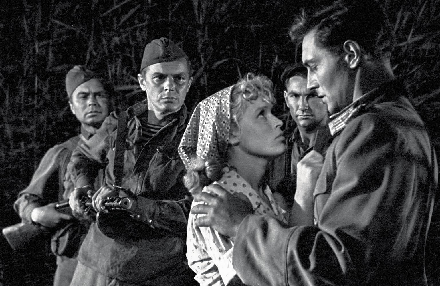 Жажда 1957  о фильме отзывы смотреть видео