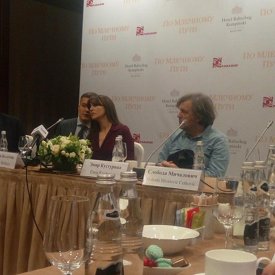Моника Белуччи - о России и отношении к русским