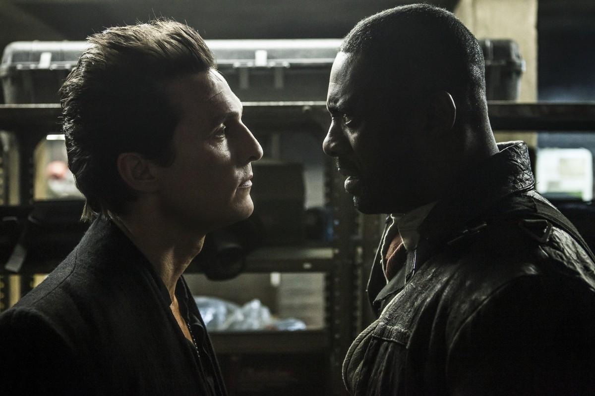 «Темная башня» вышла влидеры американского кинопроката