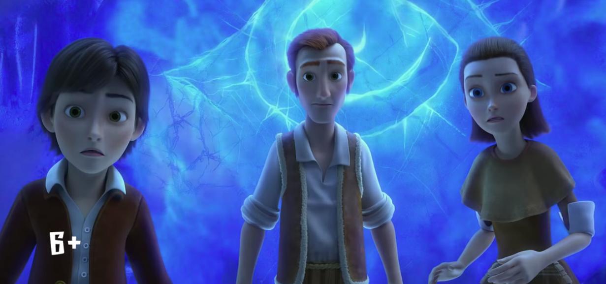 Российский мультфильм «Снежная Королева: Зазеркалье» возглавил кинопрокат Болгарии