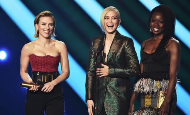 People's Choice Awards: фильм «Мстители: Война бесконечности» выиграл
