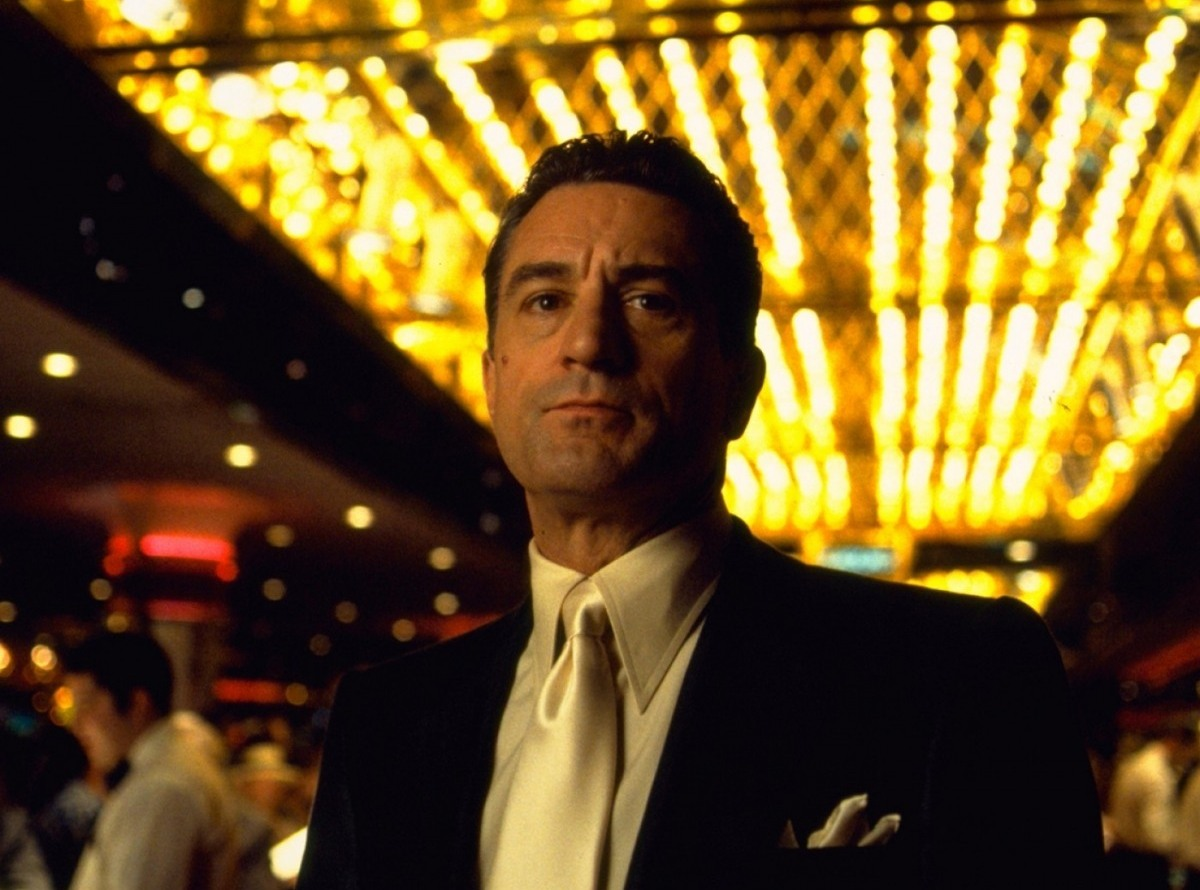 Movie casino with robert deniro physical effects of gambling