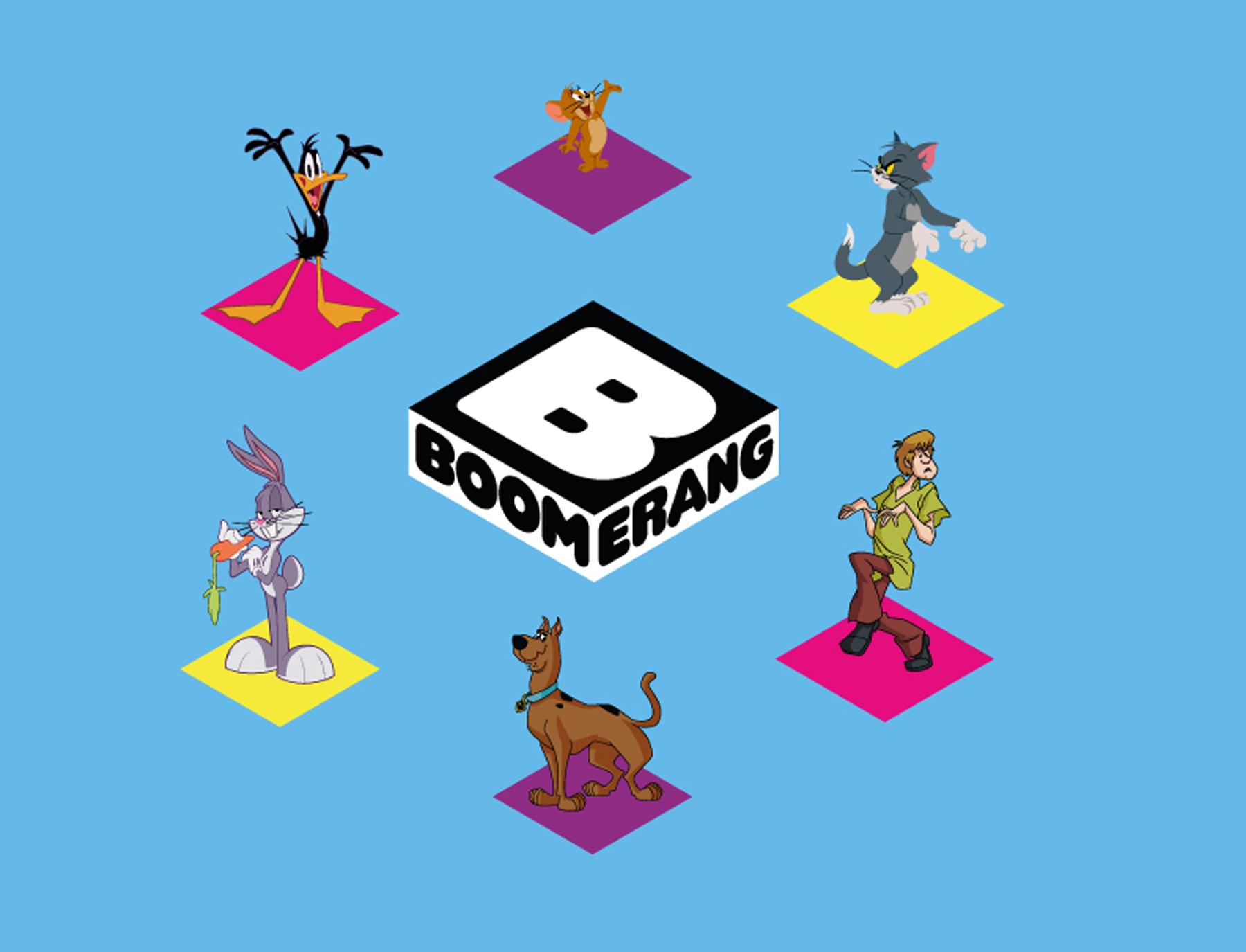 Boomerang France  YouTube