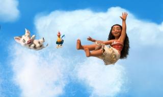 Моана 2D, 3D / Moana 2D, 3D (Рон Клементс, Дон Холл )