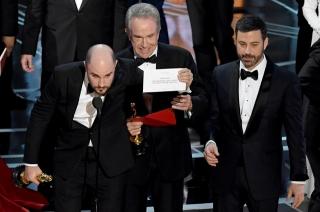 Стали известны виновники грандиозной ошибки на церемонии «Оскар 2017»