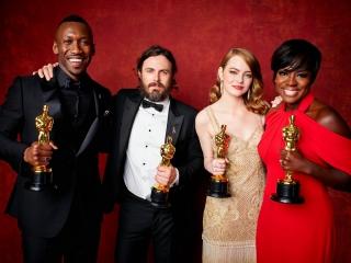 «Оскар 2017»: портреты победителей