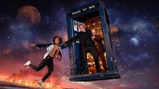 Новый трейлер последнего сезона «Доктора Кто» с Питером Капальди в главной роли