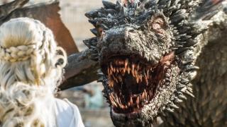 В новом сезоне «Игры престолов» будут драконы размером с «Боинг»