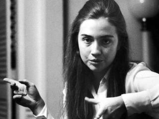 О юности Хиллари Клинтон снимают байопик