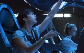 «Валериан игород тысячи планет»: Люк Бессон поделился свежим тизером