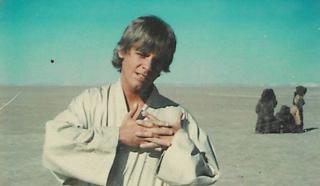Марк Хэмилл опубликовал первое фото Люка Скайуокера