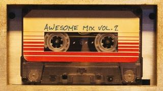 Awesome Mix vol.2: песни «Стражей Галактики. Часть 2»
