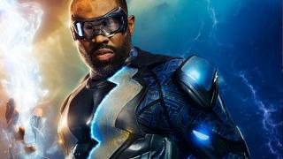 Канал The CW впервые показал костюм Чёрной молнии