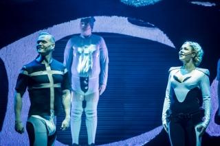 «О дивный новый мир» Юрия Грымова в театре «Модерн»