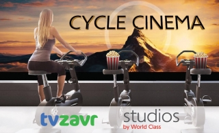 World Class и Tvzavr представляют Cycle Cinema by Tvzavr
