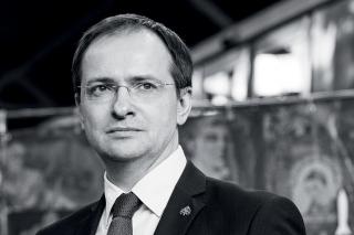 Владимир Мединский: «Успехи нельзя заказать»