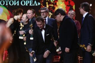 Лауреаты «Золотого Орла 2018»: «Салют-7» - лучший фильм года