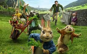 Рецензия: «Кролик Питер» с Джеймсом Корденом и Доналом Глисоном