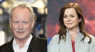 Стеллан Скарсгард и Эмили Уотсон сыграют в сериале «Чернобыль»