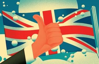 Развод по-английски: съемки в Великобритании