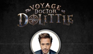 Роберт Дауни-Мл. представил полный актерский состав озвучки «Приключений доктора Дулиттла»