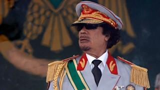 Amazon снимет сериал о ливийском диктаторе Муаммаре Каддафи
