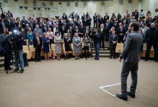 В Москве впервые показали «Собибор»