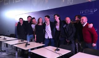 Данила Козловский представил свой первый режиссёрский фильм «Тренер»