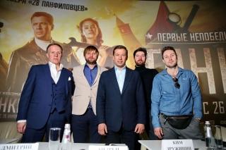 В Москве представили «Танки»