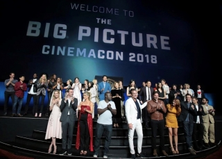 CinemaCon 2018: презентация студии Warner Bros.