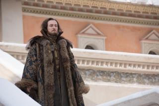 Кровь и престол: съемки сериала «Годунов»