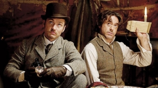 Третья часть «Шерлока Холмса» Гая Ричи выйдет в 2020 году