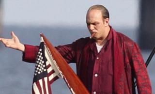 Первые фото Тома Харди в роли Аль Капоне