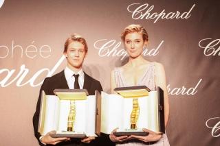 Канны 2018: звезды на вручении Trophée Chopard