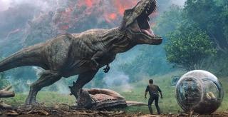 «Мир Юрского периода 2»: в гостях у динозавров