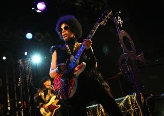 My Name Is Prince: уникальная выставка к юбилею артиста