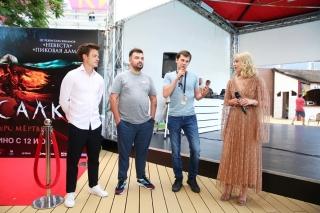 В Сочи состоялся премьерный показ фильма «Русалка. Озеро мертвых»