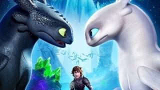 Первый трейлер фильма «Как приручить дракона 3»