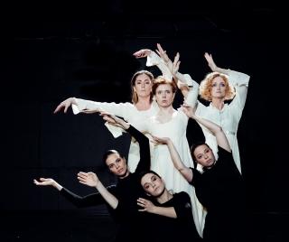 «Сказка на ночь» на другой сцене театра «Современник»