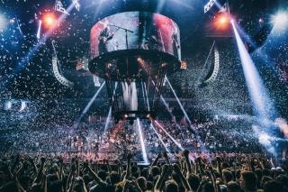 В России покажут уникальный концерт Muse: Drones World Tour