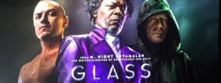 Первый постер фильма «Гласс» М. Найта Шьямалана