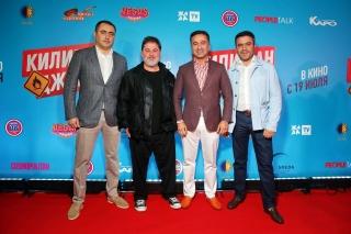 В Москве прошла презентация комедии «Килиманджара»