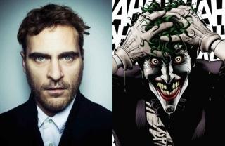 Хоакин Феникс заключил контракт о съемках в роли Джокера