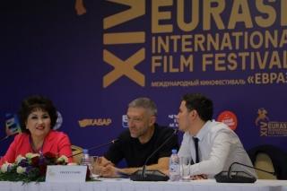 Фестивалю Евразия 20 лет