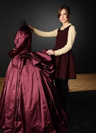 Какое было платье у анны карениной