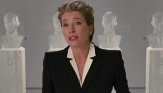 Эмма Томпсон вернётся к роли Агента О в спин-оффе «Людей в чёрном»