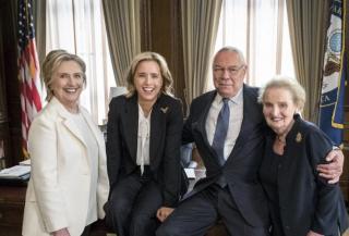 Хилари Клинтон снялась в политическом сериале