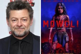 Netflix приобрела права на «Маугли» Энди Серкиса