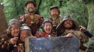 Apple снимет сериал по мотивам «Бандитов во времени» Терри Гиллиама