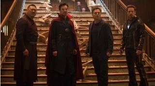 Братья Руссо хотели включить в «Мстителей» шутку о Шерлоке